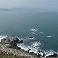 濱海步道的奇岩怪石3