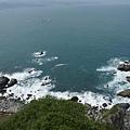 濱海步道的奇岩怪石4