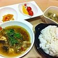 醬椒魚頭瓦鍋飯1