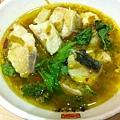 醬椒魚頭瓦鍋飯2
