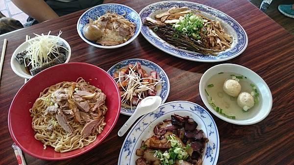 汕頭鴨香意麵1