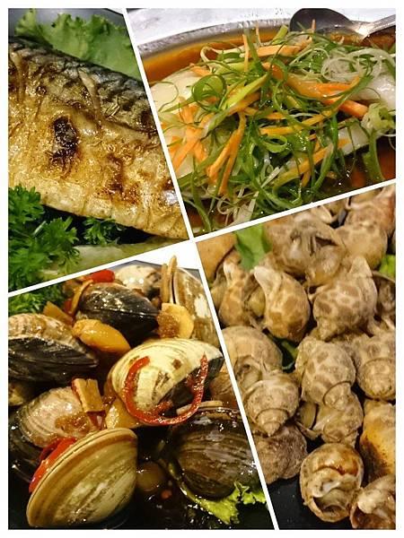 下次還要再來@仙客來海鮮庭園餐廳1