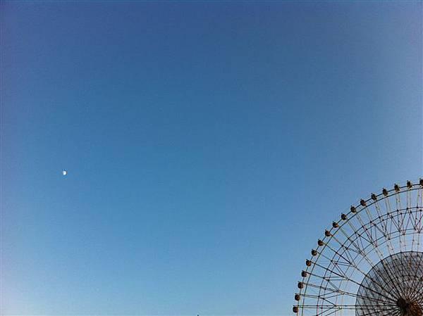 金雞湖畔八大景之二 _ 摩天輪1