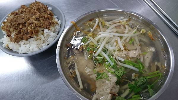 【食】【台北北投】好吃的肉羹@上全肉羹3