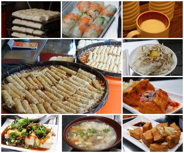 【食】【新北市石碇】好吃的豆腐、好喝的豆漿@王氏豆腐小吃店
