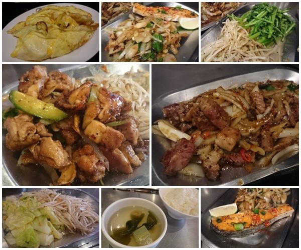 【食】【台北大同】大碗滿意台式鐵板@香連鐵板燒6