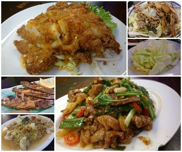【食】【新北市中和】相當推薦的熱炒100@水上鮮5