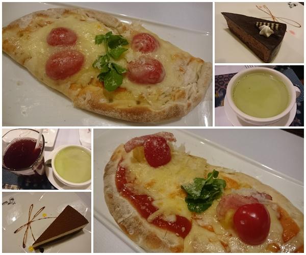 【食】【新北市中和】中和比漾百貨@與媽媽的約會@Mr. Onion下午茶
