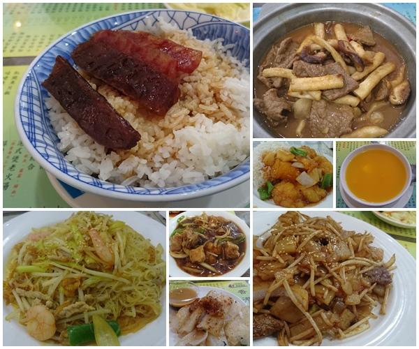 【食】【台北大安】很有港味@香港鑫華茶餐廳1