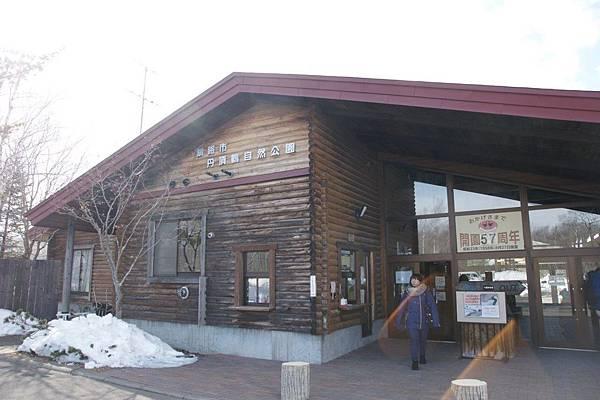 叫我小虎媽【遊】【北海道釧路】丹頂鶴自然公園1