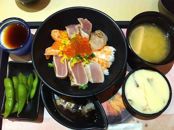 海鮮燒霜丼4