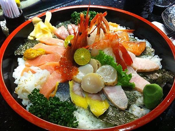 雙人豪華散壽司套餐5