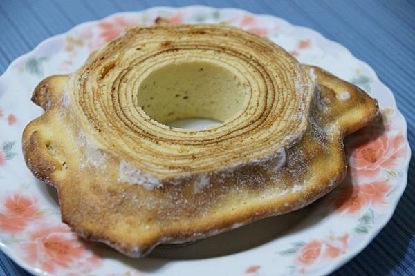 【甜點】MORI Baumkuchen年輪蛋糕6