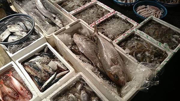 【基隆】夜半買魚去@崁仔頂3