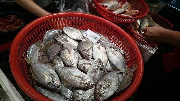 【基隆】夜半買魚去@崁仔頂10