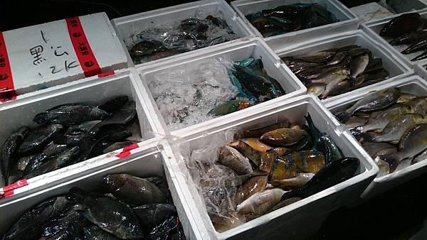 【基隆】夜半買魚去@崁仔頂4