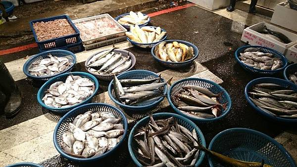 【基隆】夜半買魚去@崁仔頂2