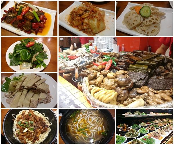 【桃園市】還不錯的麵食館@懶得煮客家麵食館1