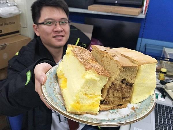 叫我小虎媽【食】【台北士林】好吃的下午茶@胖貢貢古早味蛋糕8