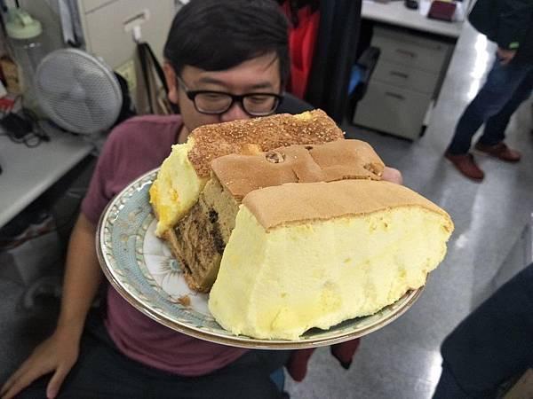 叫我小虎媽【食】【台北士林】好吃的下午茶@胖貢貢古早味蛋糕9