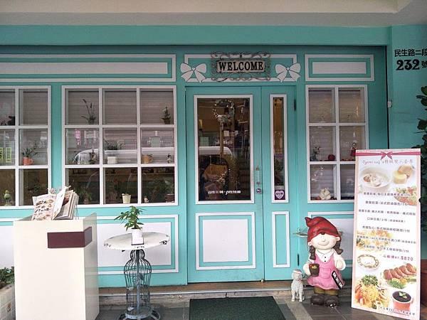 【食】【新北市板橋】舒服自在的美食饗宴@Oyami café新埔店1