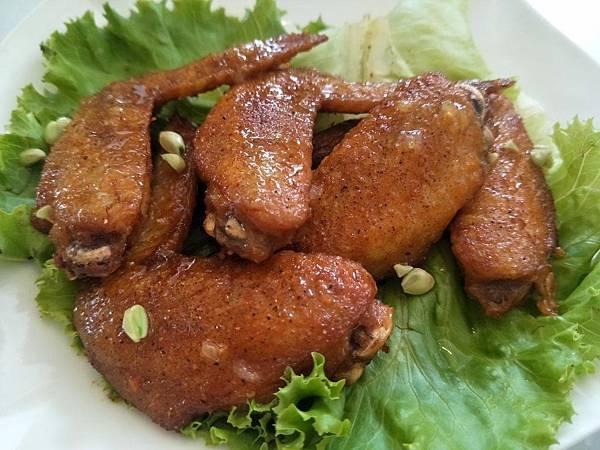 泰式香辣檸檬雞翅3