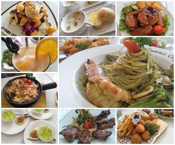 【食】【新北市板橋】舒服自在的美食饗宴@Oyami café新埔店