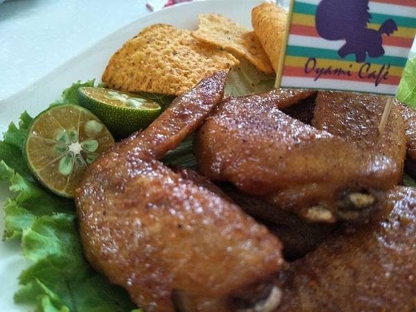 泰式香辣檸檬雞翅2