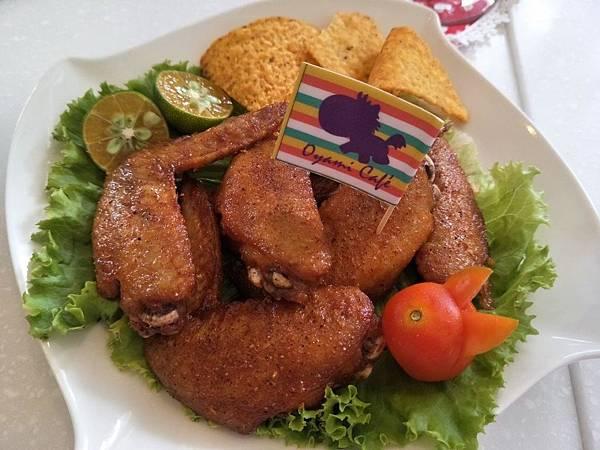 泰式香辣檸檬雞翅1