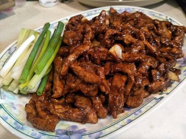 【虎媽廚房】京醬肉絲1