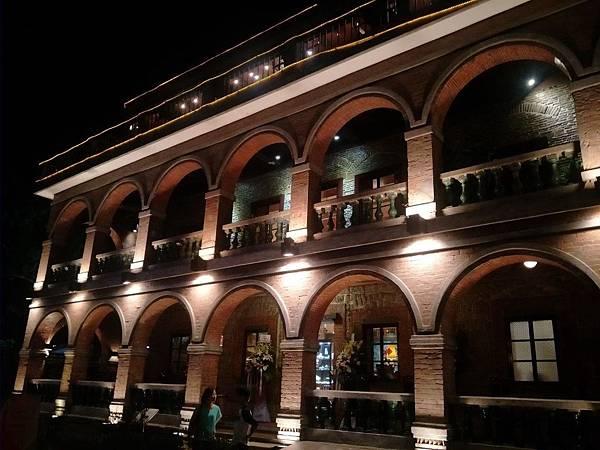 叫我小虎媽【食】【新北市淡水】百年歷史的洋樓@淡水紅樓中餐廳3