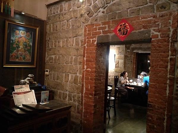 叫我小虎媽【食】【新北市淡水】百年歷史的洋樓@淡水紅樓中餐廳4
