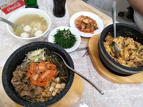 【台北北投餐廳 】家庭風味的韓式料理@首推石鍋美食@涵川食坊11