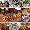 叫我小虎媽【高雄茄萣】黃昏時刻逛逛漁市@興達港觀光漁市1