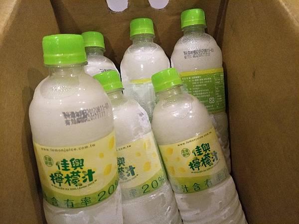 【生活團購】好喝的檸檬汁@佳興檸檬汁1