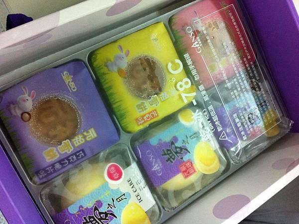 【月餅】月餅@元祖雪餅 ~ 好吃1