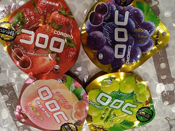 【零食】日本UHA味覺糖Kororo酷露露軟糖2