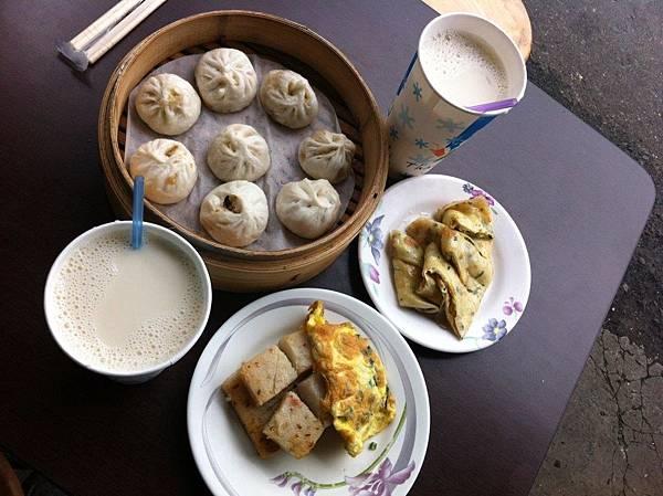 【台北信義】台灣味的傳統早餐@永和豆漿2
