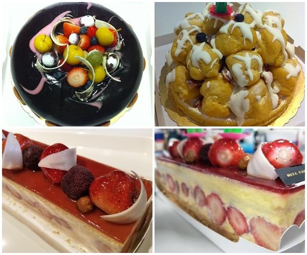 叫我小虎媽【食】【台北中山】米塔生日蛋糕@修格拉斯&巴洛斯塔&草莓芙蓉1