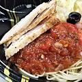 夏天開味的便利商店@番茄雞肉冷義大利麵3