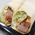 【7-11 NO.4】紐奧良風味烤雞蔬菜捲2
