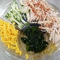 【7-11 NO.5】日式雞絲冷麵2
