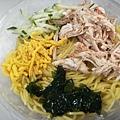 【7-11 NO.5】日式雞絲冷麵3