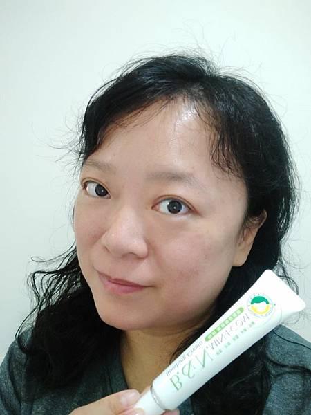 【體驗】用擦的益生菌@利膚敏益康修護霜13