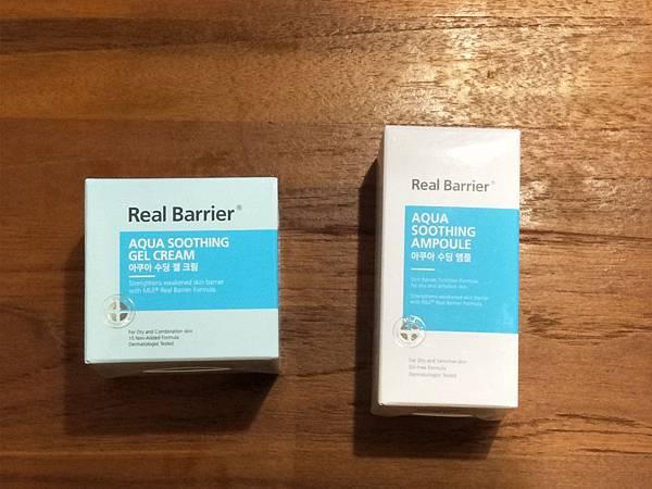 【體驗】【生活保養】水感凍│MLE重建肌膚│玻尿酸精華@Real Barrier沛麗膚1