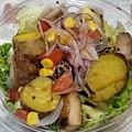 【MOS NO.1】藜麥地瓜烤雞沙拉2