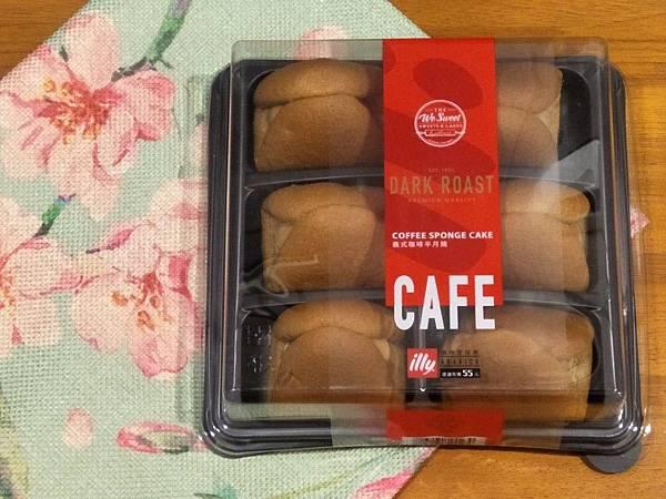 【全聯NO.3】咖啡系列的@義式咖啡半月燒1