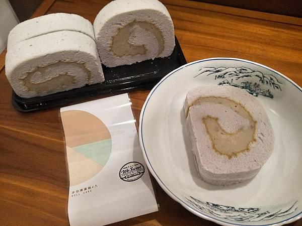【全聯NO.4】全聯系列@芋頭冰心捲蛋糕1