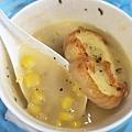 法式焗烤玉米濃湯3