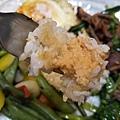 鮭魚起司米漢堡4